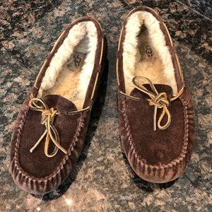 UGG Moccasins Dark Brown